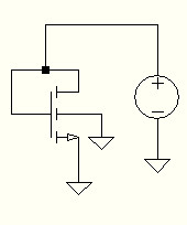 Diode-Connected-FET
