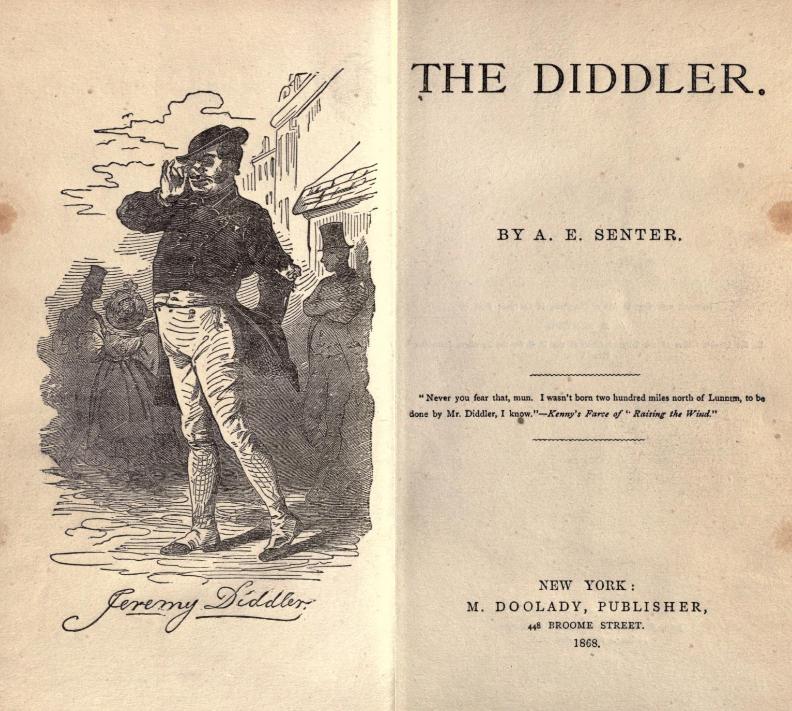 Master Jeremy Diddler