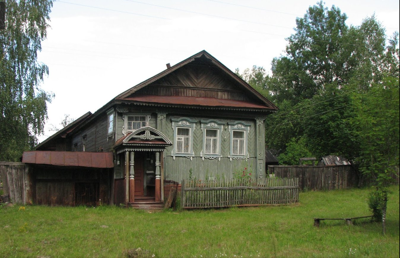 russian-wooden-house