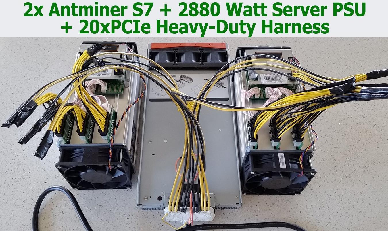 IBM BladeCenter H 2880W Power Supply W// Fans 43V7099 39Y7408 39Y7409 AA23920L