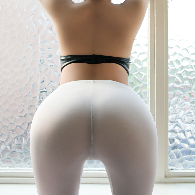 Transparent Yoga Pants are like the Federal Reserve