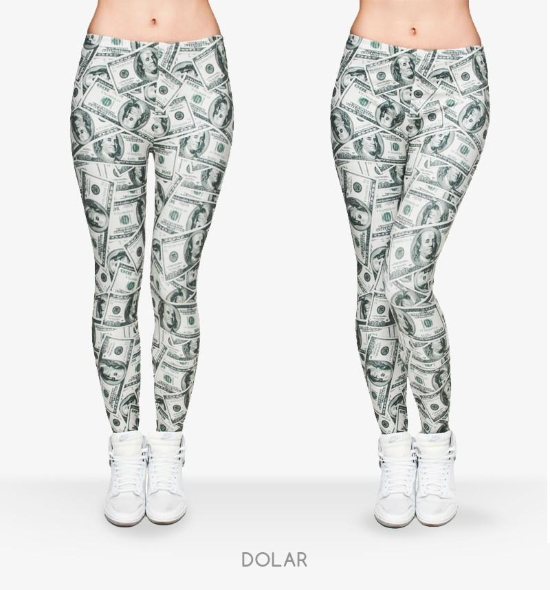 Sponger Roberta Dollar Pants