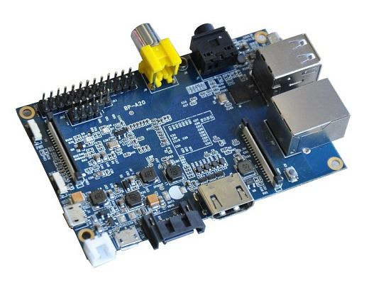 Banana Pi Single Board Computer