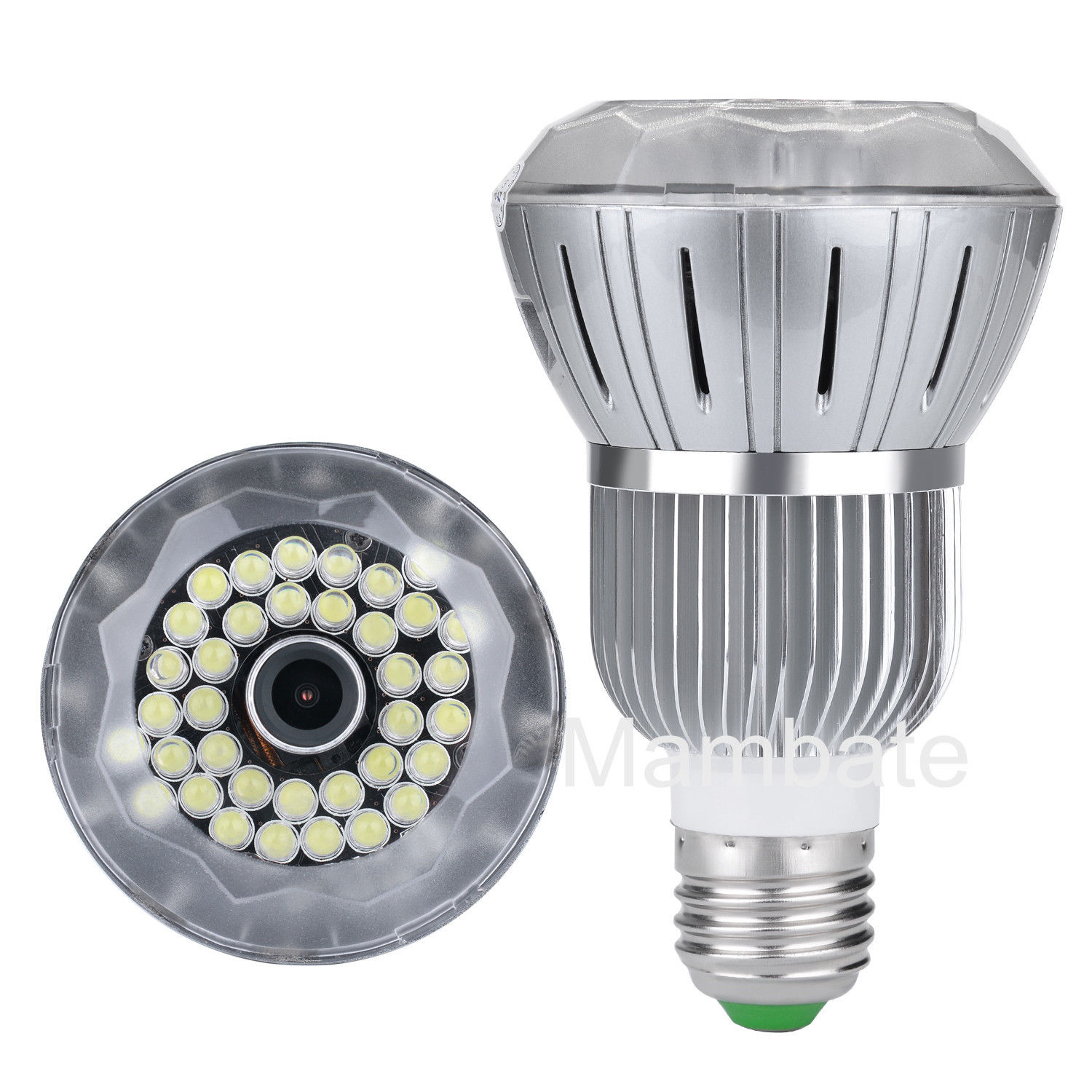 Review light bulb security camera purchased on ebay a ebay hd 1080p full hidden wifi wireless ip light bulb camera motion detection cctv arubaitofo Images